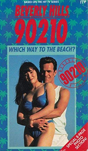 "9781852837495: ""Beverly Hills, 90210"": Which Way to the Beach? (""Beverly Hills 90210"" novels)"