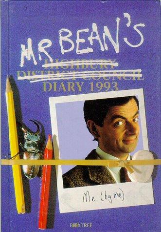 9781852837686: Mr. Bean's Diary 1993