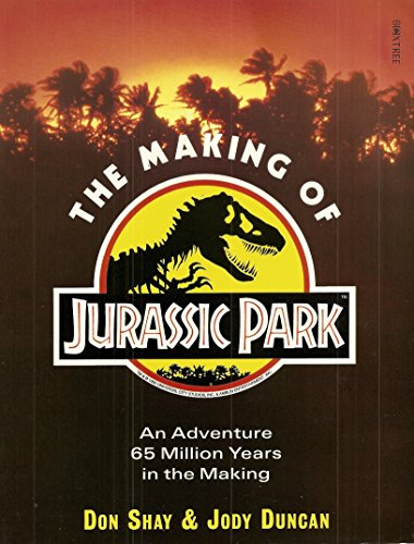 "9781852837747: The Making of ""Jurassic Park"""