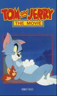 Tom and Jerry: The Movie: Nicholls, Stan