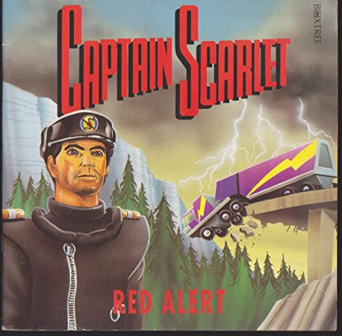 9781852838096: Captain Scarlet - Red Alert