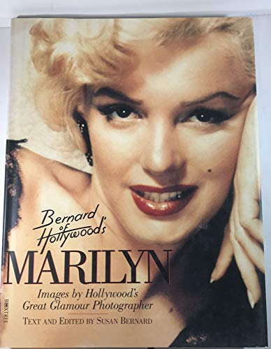9781852838560: Bernard, Susan: Marilyn: Images by Hollywood's Great Glamour Photographer