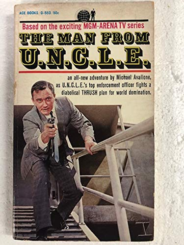 9781852838775: The Man from UNCLE (U.N.C.L.E.)