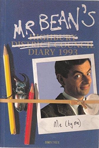 9781852838980: Mr. Bean's Diary