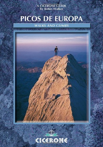 Walks and Climbs in the Picos de Europa (Cicerone Climbing Overseas) (1852840331) by Robin Walker
