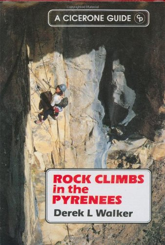 9781852840396: Rock Climbs in the Pyrenees