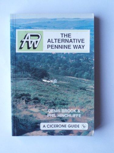 9781852840952: The Alternative Pennine Way