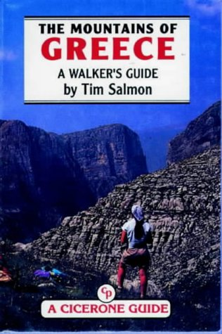 9781852841089: The Mountains of Greece: A Walker's Guide (A Cicerone guide)