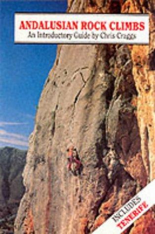 9781852841096: Andalusian Rock Climbs