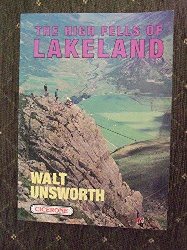 9781852841195: The High Fells of Lakeland