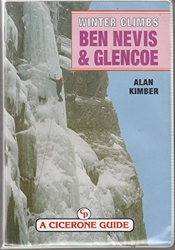 9781852841799: Winter Climbs: Ben Nevis and Glencoe (Cicerone Guide)