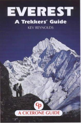 9781852841874: Everest: A Trekker's Guide (Cicerone Guide)