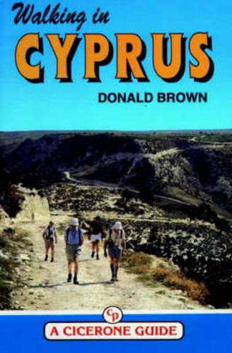 9781852841959: Walking in Cyprus (A Cicerone Guide)