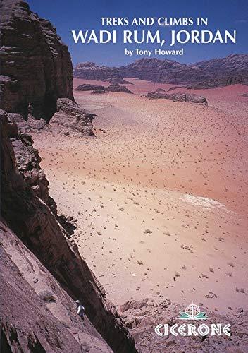 9781852842543: Treks and Climbs in Wadi Rum, Jordan