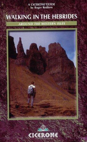 9781852842635: Walking in the Hebrides (Cicerone Guide)