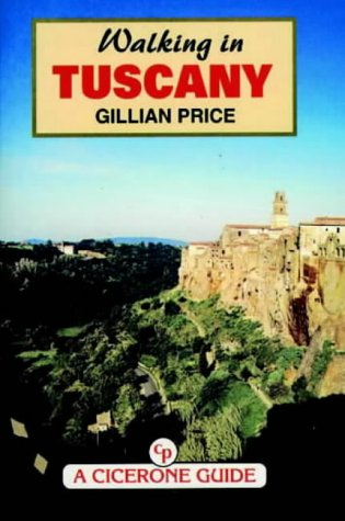 Walking in Tuscany (Walking Overseas): Gillian Price