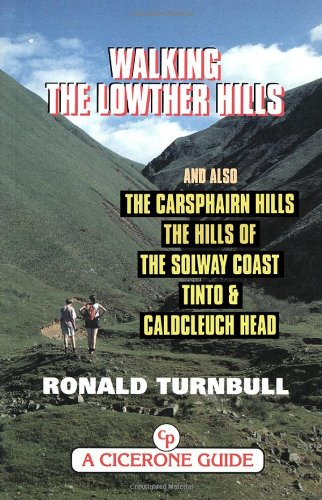 9781852842758: Walking the Lowther Hills (Cicerone Guide)