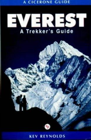 9781852843069: Everest: A Trekker's Guide (Cicerone Mountain Walking)
