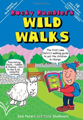 9781852843472: Rocky Rambler's Wild Walks