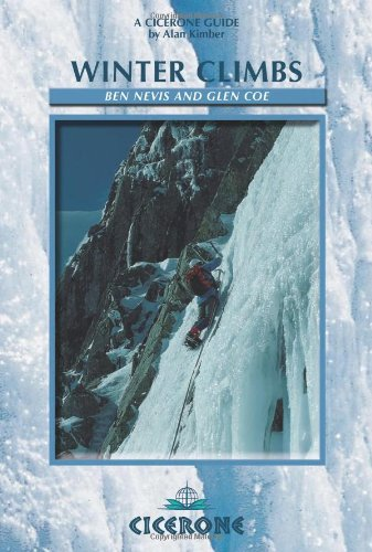9781852843489: Winter Climbing: Ben Nevis and Glencoe (Cicerone Winter and Ski Mountaineering S.)