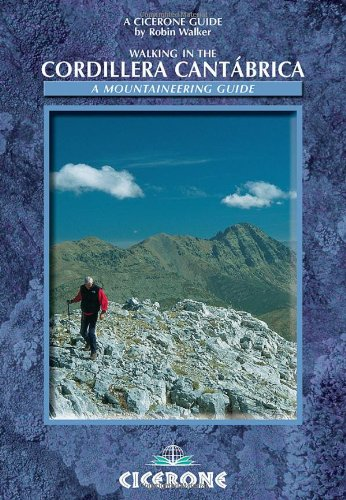 Walking in the Cordillera Cantabrica (Cicerone Mountain Walking) (1852843632) by Robin Walker