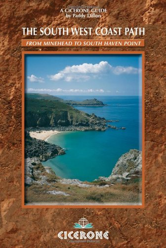 9781852843793: The South West Coast Path: From Minehead to South Haven Point (British Long-distance Trails)