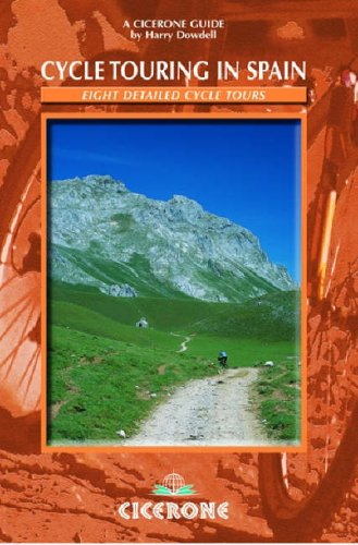 9781852843816: Cycle Touring in Spain: 8 Detailed Cycle Tours (Cicerone International Walking)