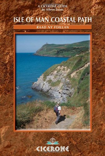 9781852844004: Isle of Man Coastal Path: Raad Ny Foillan - The Way of the Gull: The Millennium and Herring Ways (British Long-distance Trails)