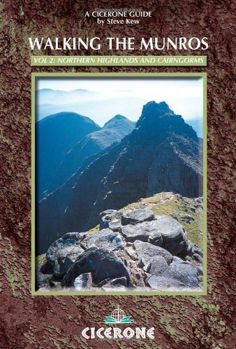 9781852844035: Walking the Munros Vol 2 - Northern Highlands and the Cairngorms (Cicerone British Mountains) (v. 2)