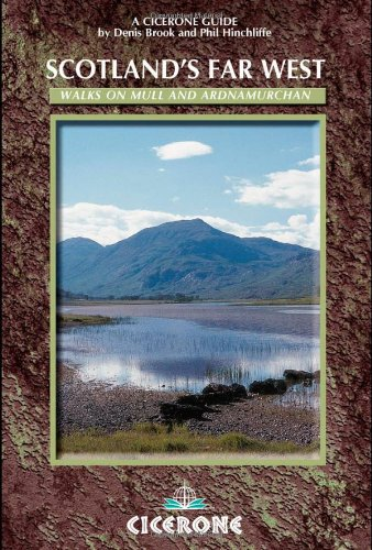 9781852844073: Scotland's Far West: Walks on Mull and Ardnamurchan: 34 Selected Walks (Cicerone British Mountains)