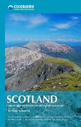 Scotland: The World's Mountain Ranges (Paperback): Chris Townsend