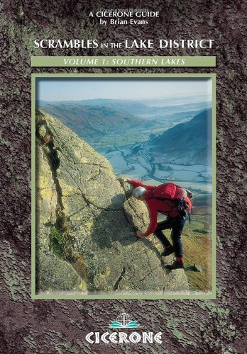 9781852844431: Scrambles in the Lake District - South: Volume 1: Southern Lakes (Cicerone British Mountains)
