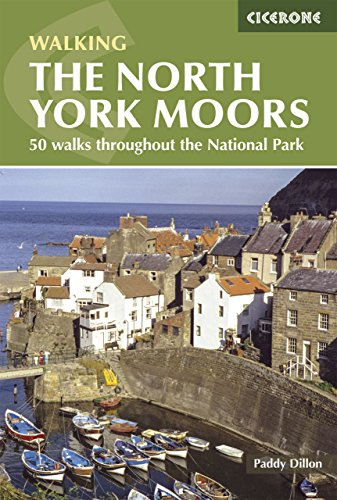 9781852844486: The North York Moors : A Walking Guide (Cicerone British Walking)