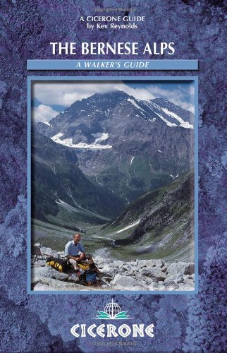 9781852844516: the bernese alps (a walker's guide)