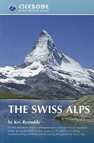 Swiss Alps (Paperback): Kev Reynolds