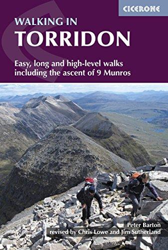 Walking in Torridon (A Cicerone Guide) (1852844663) by Chris Lowe; Jim Sutherland; Peter Barton