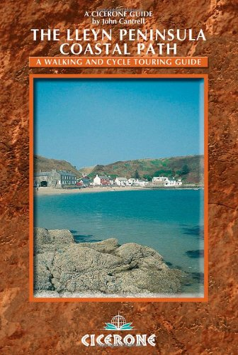 9781852844790: The Lleyn Peninsula Coastal Path: A Walking and Cycle Touring Guide