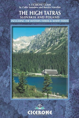 9781852844820: The High Tatras: Walks, Treks and Scrambles (Cicerone Guides)