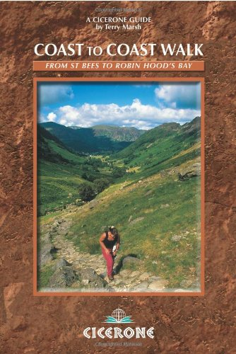 9781852845056: A Northern Coast to Coast Walk: From St. Bee's Head to Robin Hood's Bay (Skills for Success Series)