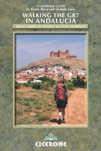 9781852845070: Walking the GR7 in Andalucía (Cicerone Guides)