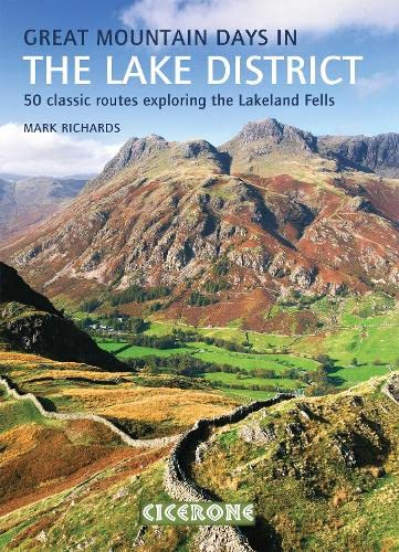 9781852845162: Great Mountain Days in the Lake District: 50 Great Routes