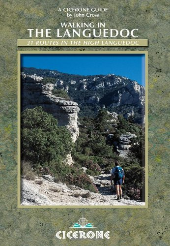 9781852845230: Walking in the Languedoc: 32 Routes in Haute Languedoc (Cicerone Guide)