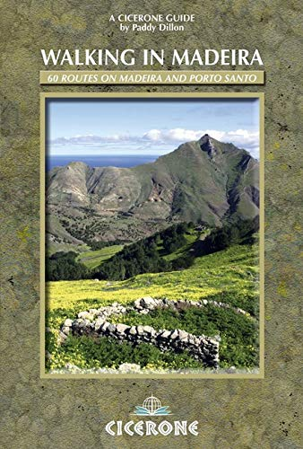 9781852845315: Walking in Madeira (Cicerone Guides)