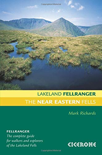 9781852845414: The Near Eastern Fells (Lakeland Fellranger)