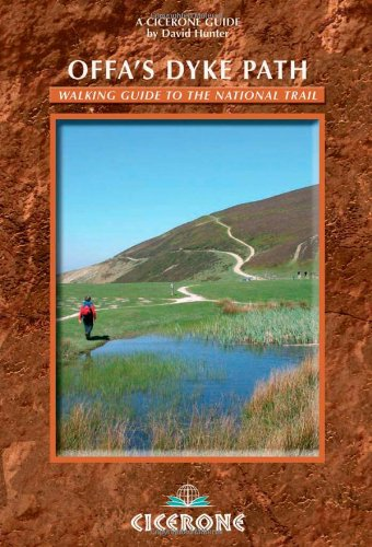 9781852845490: Offa's Dyke Path: A journey through the border country of England and Wales