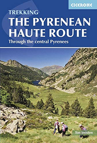 9781852845551: The Pyrenean Haute Route. Cicerone.: The Slovene High Level Route (Cicerone Guide)