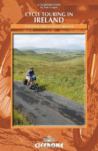 9781852845629: Cycle Touring in Ireland: 12 Routes Throughout Ireland (Cicerone Guides)