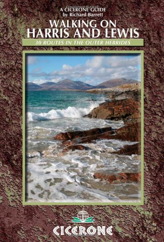 Walking on Harris and Lewis: 30 Routes in the Outer Hebrides: Richard Barrett