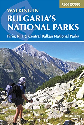 9781852845742: Walking in Bulgaria's National Parks (Cicerone Guides)
