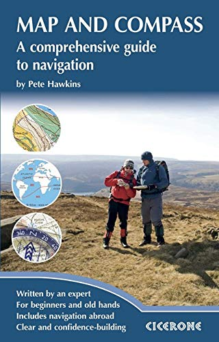 9781852845988: Map and Compass (Cicerone Techniques Guide)